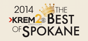 Voted Best of Spokane 2014!